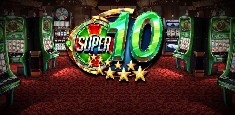 เกมส์สล็อต SUPER 10 STARS