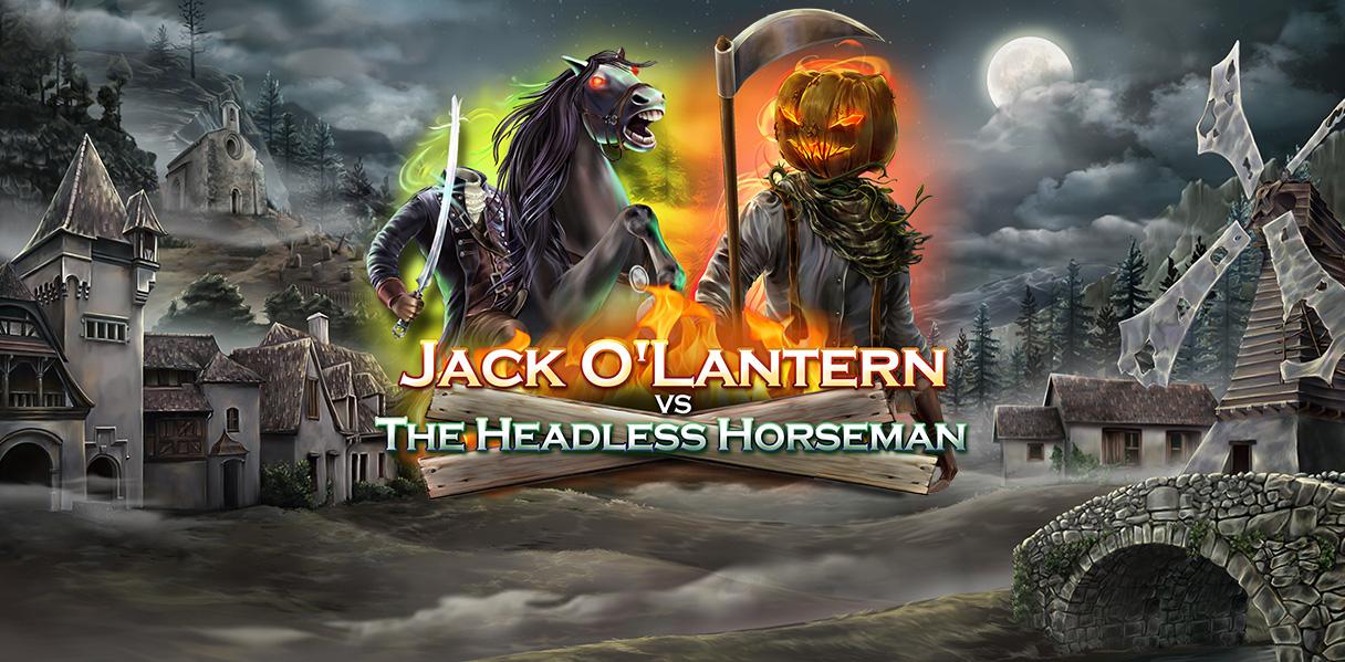 JACK O'LANTERN กับ THE HEADLESS HORSEMAN