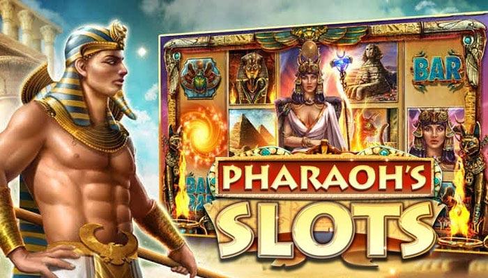 Slot Pharaoh (สล็อตฟาโร) ค่าย จีคลับ