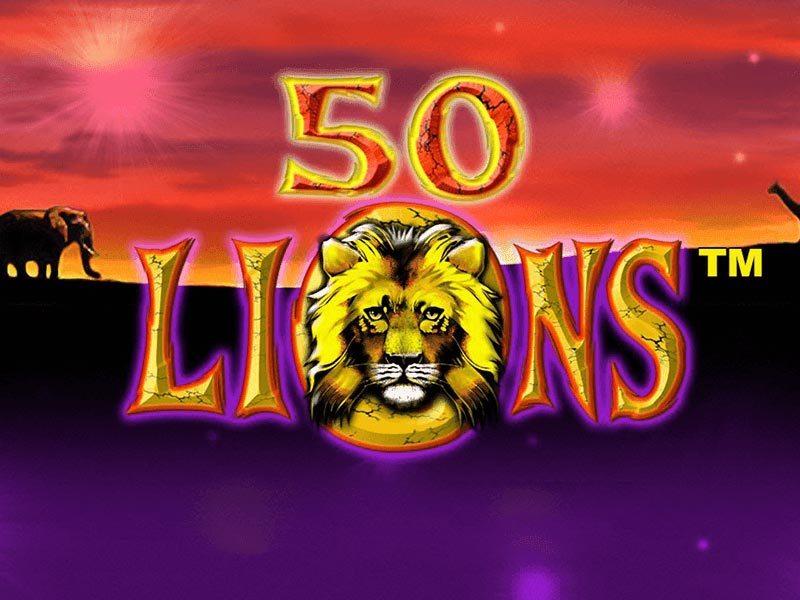 รีวิวเกม 50 Lions สล็อตห้าสิบสิงโต ค่าย Joker